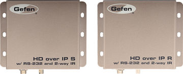 Gefen EXT-HD2IRS-LAN-TX 1:1 HDMI, RS-232 and IR over IP transmitter product image