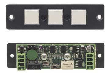 Kramer RC-3TB 3 Button Remote Control Panel for TBUS frames product image