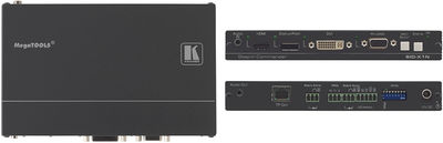Kramer SID-X1N 4:1 Multi-Format Video DGKat Twisted Pair Transmitter & Step-In Commander product image