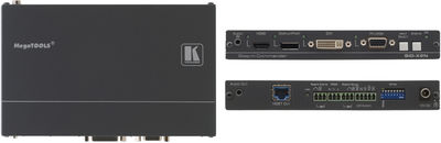 Kramer SID-X2N 4:1 Multi-Format Switch to HDBaseT Transmitter & Step-In Commander product image