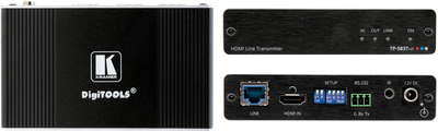 Kramer TP-583Txr 1:1 4K HDR HDMI 2.0 over HDBaseT Transmitter with RS-232 and IR support product image