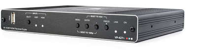 Kramer VP-427X 2:1 4K HDMI and HDBaseT Auto-Switcher/Scaler Receiver product image