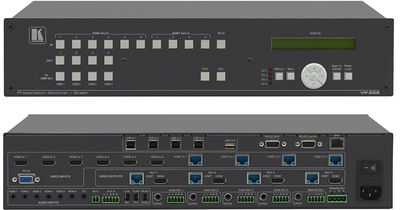 Kramer VP-558 11x4 Presentation Switcher/Scaler/Matrix product image