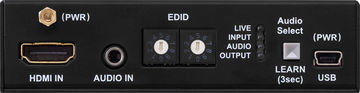 Lightware DA2HDMI-4K-Plus-A 1:2 4K HDMI Distribution Amplifier product image