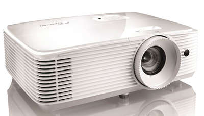 Optoma EH412 4500 ANSI Lumens 1080P projector product image