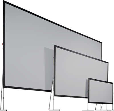 "AV Stumpfl BCC-RW447/R10 198"" (5.04m)  16:10 aspect ratio projection screen product image"