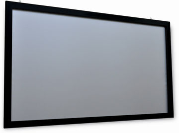 "Screen International FM800X600-WHT 394"" (10.00m)  4:3 aspect ratio projection screen product image"