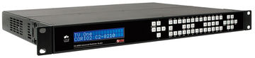 tvONE C2-8260 8:4 Universal Seamless Switcher/Scaler with audio interface, PIP, Keying product image