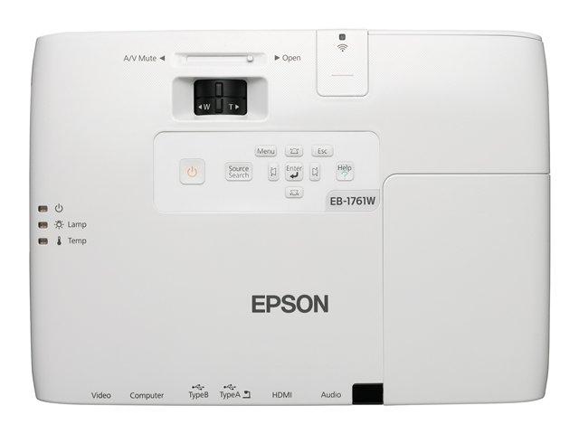 Epson Eb 1761w Wxga Projector Discontinued