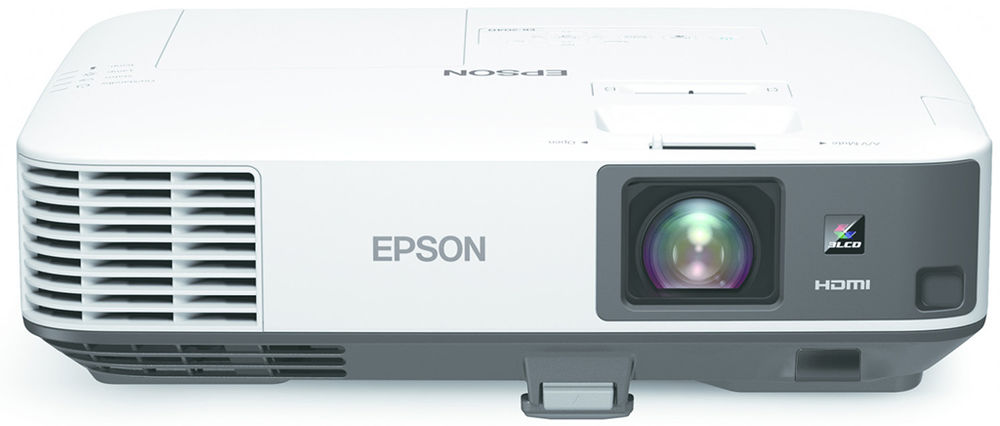 Epson Eb 2265u Projector Throw Chart And Tables From Ivojo