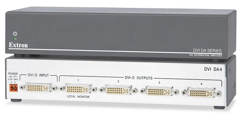 Extron DVI DA4 (60- 922- 01 Distribution -  DVI)