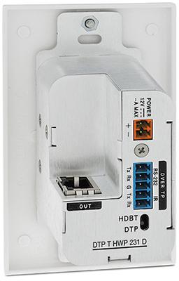 Extron Dtp T Hwp 4k 231 D Dtp Transmitter For Hdmi
