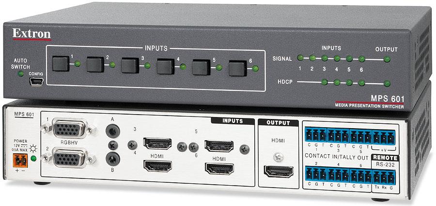 Switchers - Extron Electronics