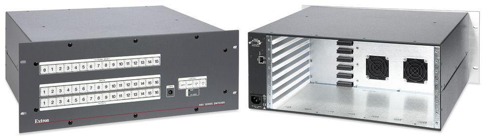 New Driver: Extron SMX 400 Frame MultiMatrix Switcher