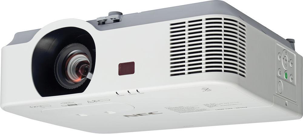 Nec P554u Wuxga Projector
