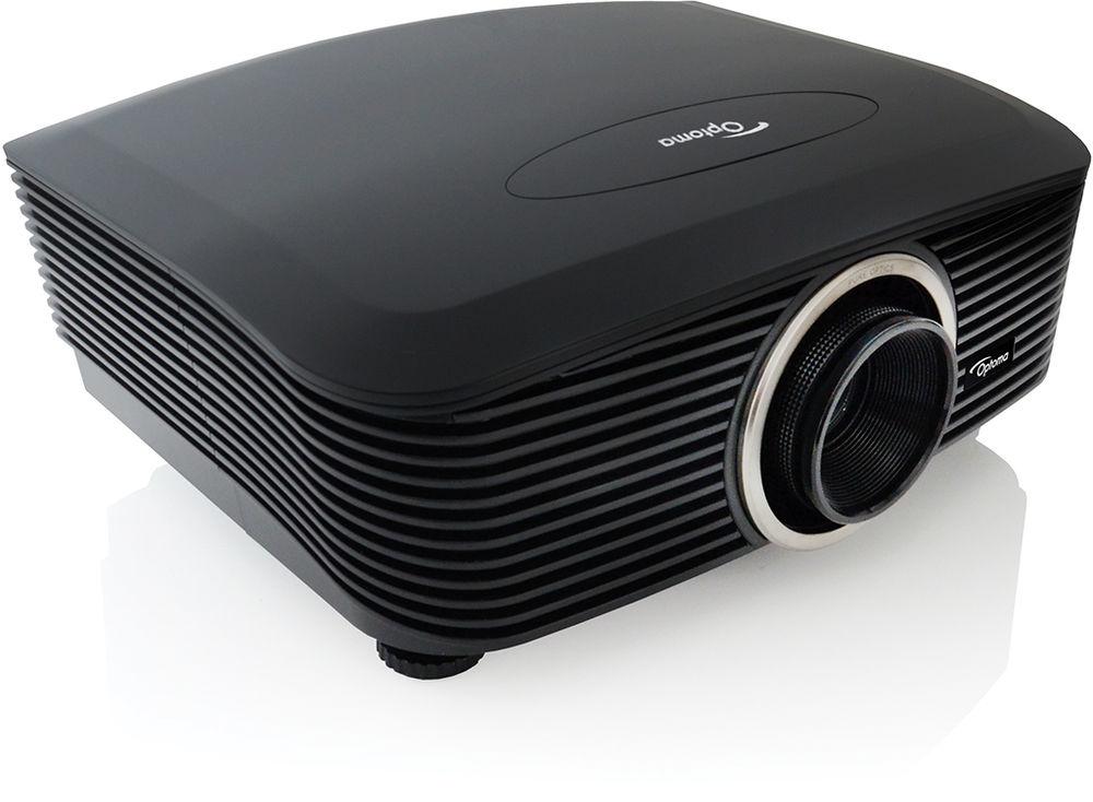 Optoma Eh505 Black Wuxga Projector