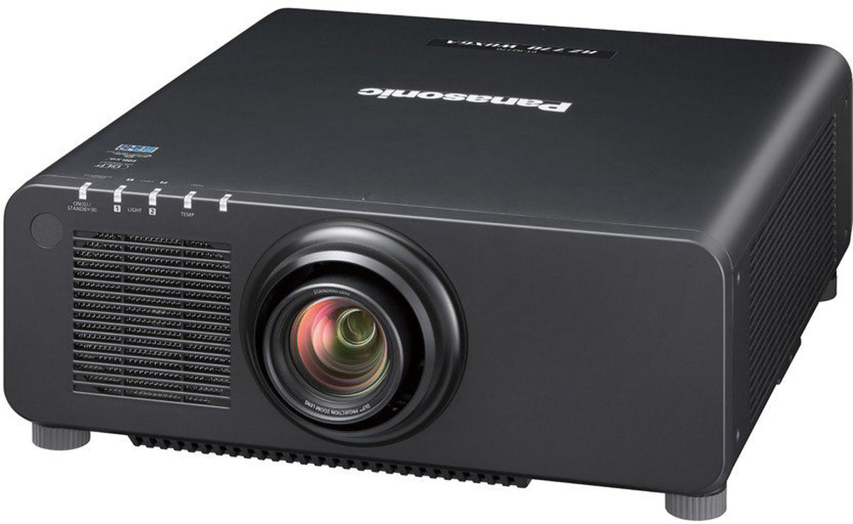 Panasonic PT-RW620LBEJ WXGA projector - Discontinued