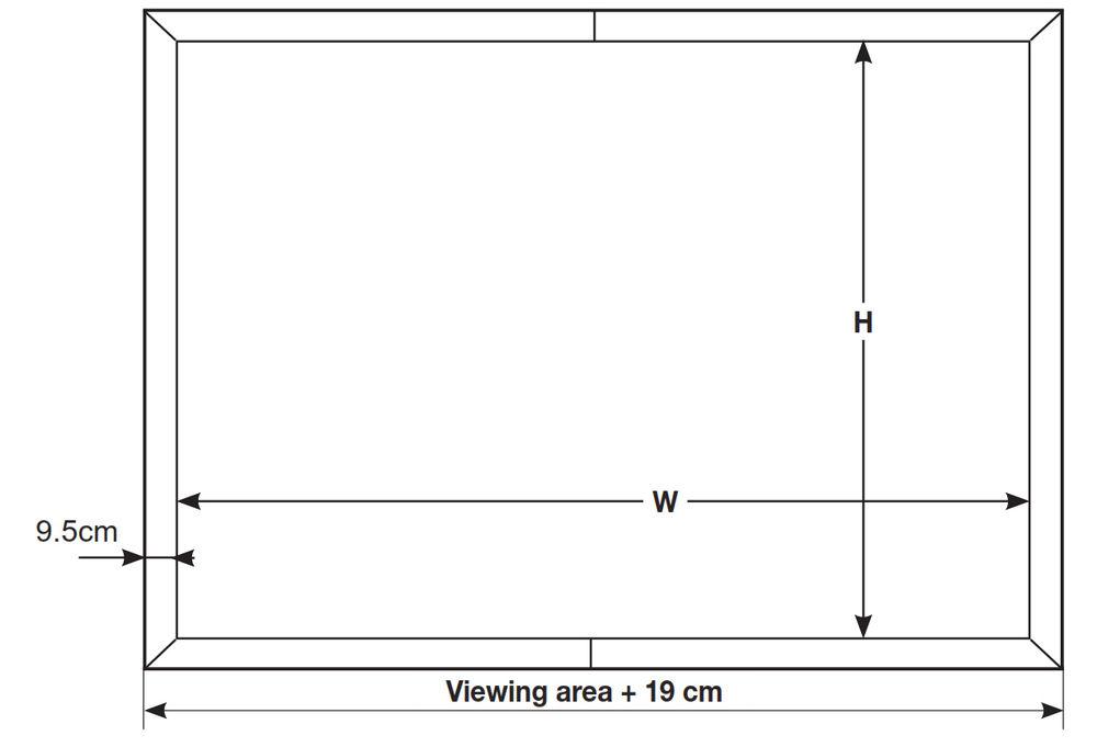 Screen International Flatmax Fm500x281 Screen