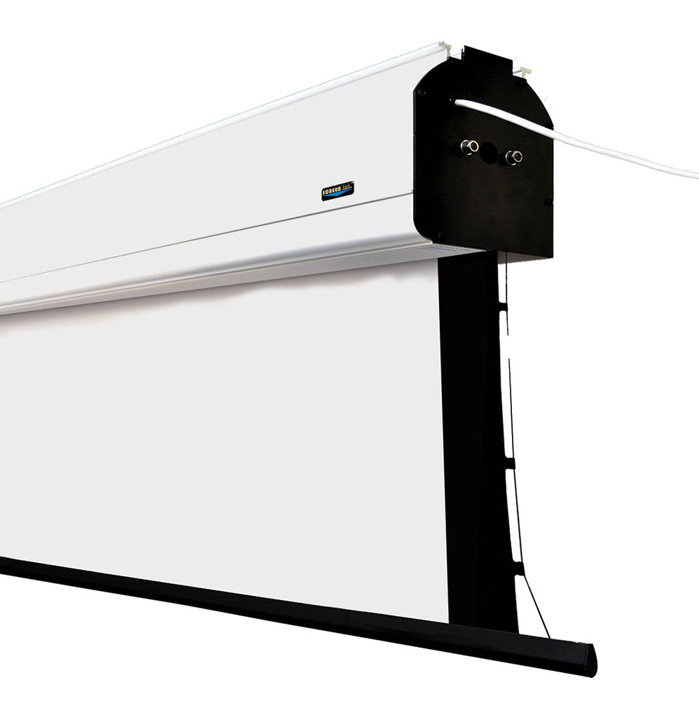 Screen international major pro c tensioned mpct450x253 for Tab tensioned motorized projection screen