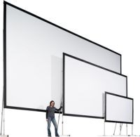 Stumpfl Monoblox 32 Projection Screens