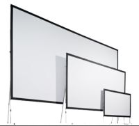 Stumpfl VarioClip Projection Screens